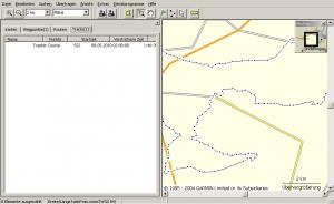 MapSource unter Linux